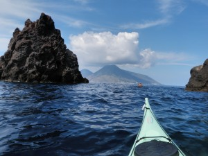 Vulcanoa Marathon Sea Kayak Symposium, Italy – Part 3