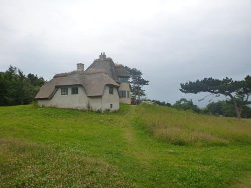 Knud Rasmussen's house.