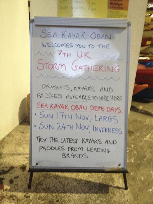 Sea Kayak Oban welcomes kayakers with some great deals.