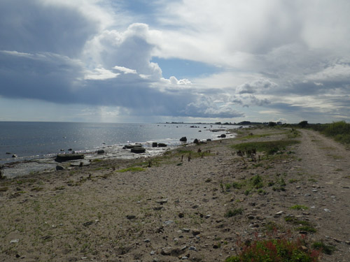 The island of Öland has many beautiful beaches.