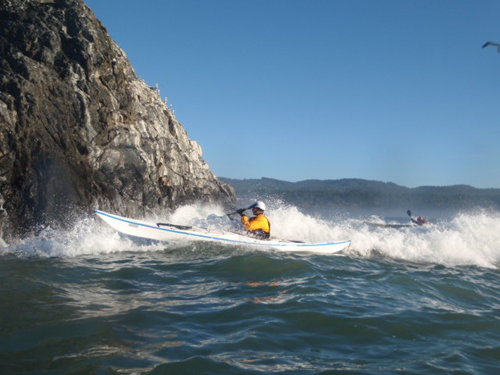 Rough Water Boat Handling is just one of many open water classes.