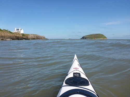 During most of our time on Anglesey we enjoyed gorgeous weather.