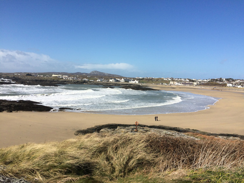 Trearddur Bay.