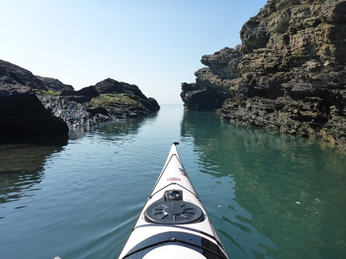 Anglesey is well known for its tide races and overfalls, but there are also fantastic rock gardens to explore.