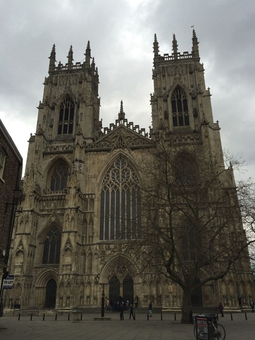 York's ministry is very impressive.