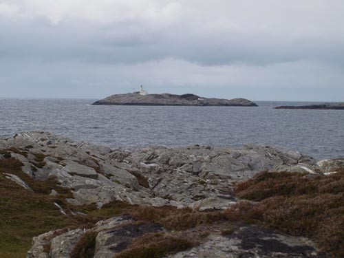 While we were on Austevoll we met up with our friend Ingeborg and walked out to view the Marstein Lighthouse.